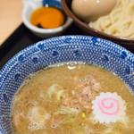 舎鈴 - 得製海老つけ麺【2016年1月】