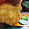 七五食堂 - 料理写真:群馬名物ソースカツ丼