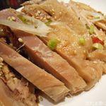 四川料理 品品香 - 田舎風蒸し鶏