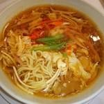 榮林 - 榮林と言えば酸辣湯麺❤ . :。 ヾ(◎´∀`◎)ノ 。: .