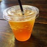 ドラゴン - オレンジチャイダ―450円♪