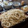 蕎麦貴石 - 料理写真:せいろ蕎麦(お昼のセット)
