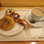 喫茶ブルージン - 食べたモノ