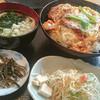 無添さぬきめん あじ豊 - 料理写真:「カツとじ丼」(780円)。お値段的に普通なのにお味はスペシャル~♪