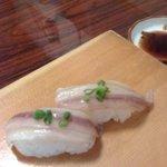 竹寿司 - 生ししゃも寿司