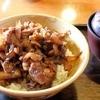 豚捨 - 料理写真:牛丼