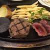 ステーキ ジョイント - 料理写真:カイノミ コンボ