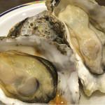 ステーキガスト - 冷製蒸し牡蠣(499円)