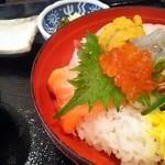 魚ごころ 季魚喜人 - 魚ごころ丼