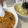 ラーメン そばよし - 料理写真:タンタンつけ麺 ¥710
