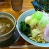 たかし屋  - 料理写真:たかし屋 西葛西店 つけ麺 並 780円 + トッピング 野菜 100円(共に税込)