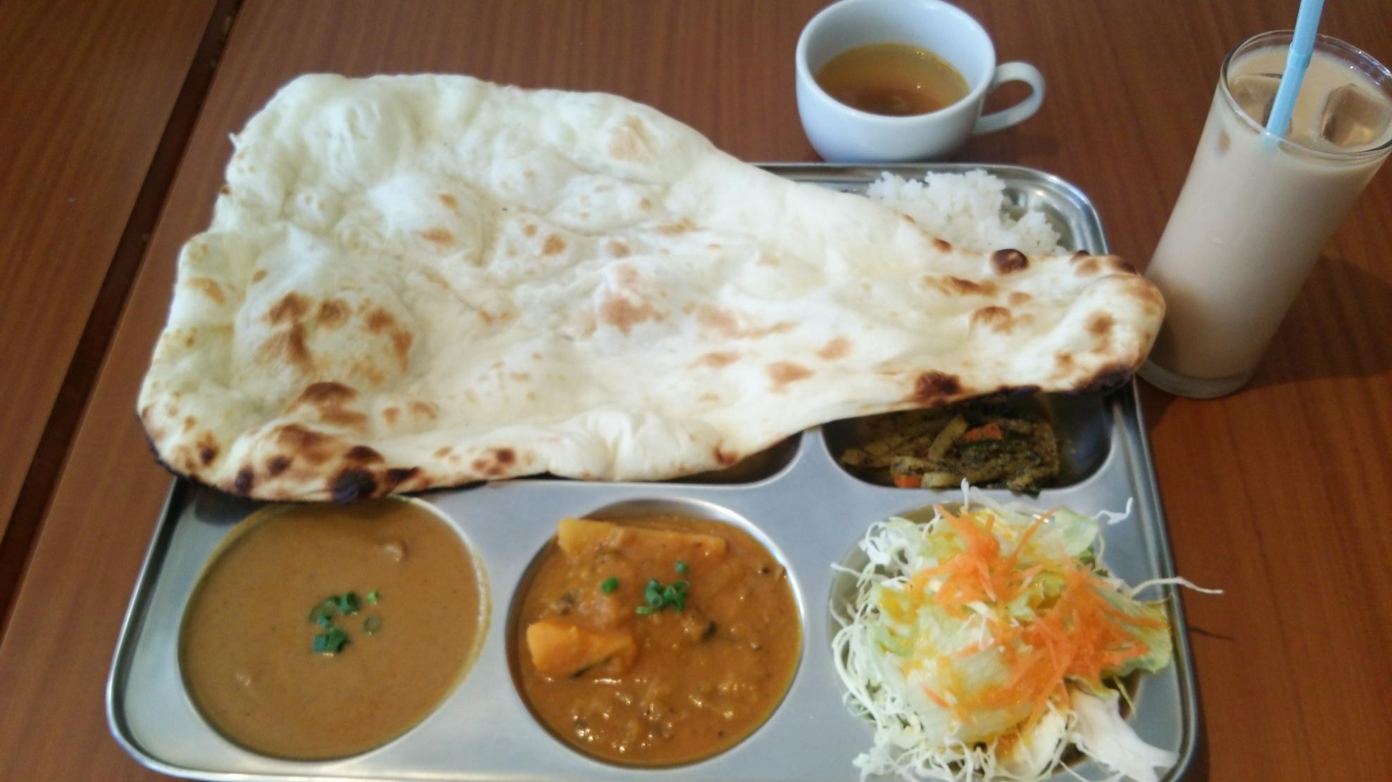 サンライト インドネパールレストラン