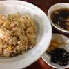 彩花 - 料理写真:炒飯¥750