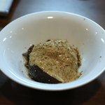 チョロ松 - 椎茸胡麻和え
