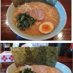 まくり家 - しょうゆとんこつ まくり家(名古屋市緑区)食彩品館.jp撮影