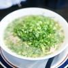 ごたる - 料理写真:ねぎ玉ラーメン880円