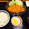 とんかつかつきち - 料理写真:ロースカツ定食