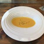 ココシエール - 160109 人参のクリームスープ
