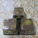 でかまん菓子舗 - 料理写真:栗むし羊羹パッケージ状態