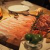 イル ボッリート - 料理写真:プロシュット。ニョッコフリットとともにいただく。