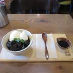 46312663 - ぷるぷる黒糖ゼリーフロート