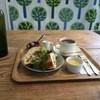 ヨムパン - 料理写真:その3Fのテーブルで、今回はモーニングをいただきました(2016.1.10)