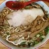 太華園 - 料理写真:中華そば大盛り600円+120円