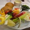 ムラハタ フルーツ パーラー - 料理写真:フルーツランチ
