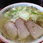 三栄軒 - しお野菜 700円 移転後も安定の美味しさ
