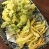 中華料理味丸 - 料理写真:ゴーヤの天ぷら