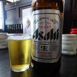五右衛門 - 瓶ビール(大)(770円・込)