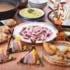 旬 - 料理写真:ぼたん鍋コースお一人様4000円
