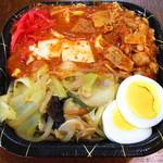 蒙古タンメン中本 - 蒙古丼