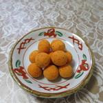 豆のさがみや - 料理写真:チェダーチーズ黒胡椒豆