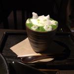 茶寮 翠泉 - 3D抹茶ラテ