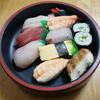 宝寿し - 料理写真:握り(800円)2016年1月