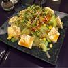 じゃの目 - 料理写真:とうふサラダ