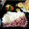 道の駅 奥熊野古道ほんぐう  - 料理写真:古道弁当