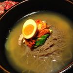 46350546 - 土古里こだわり冷麺 ¥950(税別)