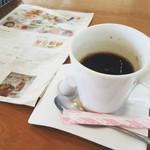 サザンビーチカフェ - ブレンドコーヒー