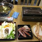 蟹奉行 - 料理写真:かにと料理 食べ放題&生ずわいかに刺・焼がに