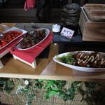 蟹奉行 - 料理写真:おでん他