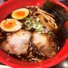 いろは - 料理写真:富山ブラックラーメン  味玉つき