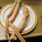 蟹奉行 - 料理写真:茹で用かに