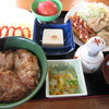 ドーマ - 料理写真:ドーマ丼とミックス