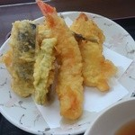 蔵 - 天ぷら盛合せ