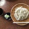 深水庵 - 料理写真:深大寺蕎麦大盛り