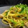 アンジェラ - 料理写真:帆立とセリのバター風味のソース