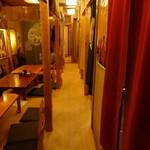 居酒屋 ごいち - 居酒屋 ごいち・店内(2階)