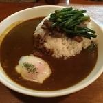 ローレル - 料理写真:【2016/1】スタミナカレー